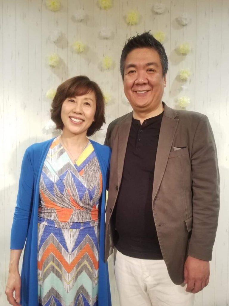 Paul and Eri Suzuki